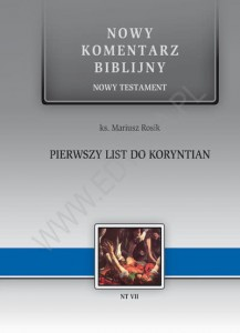 book (pol): 1 List do Koryntian NT VII